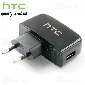 آداپتور شارژر اصلی اچ تی سی HTC TC P450-EU توان 1 آمپر