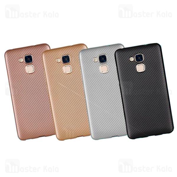 قاب ژله ای فیبر کربنی Haimen هواوی Huawei Honor 5C / GT3