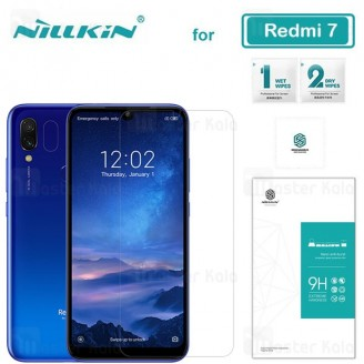 محافظ صفحه نمایش شیشه ای نیلکین شیائومی Xiaomi Redmi 7 Nillkin H Glass