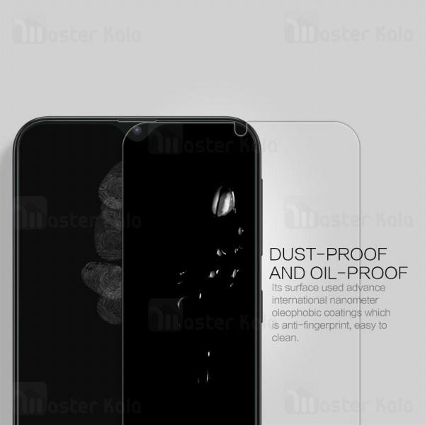 محافظ صفحه شیشه ای نیلکین سامسونگ Samsung Galaxy M10 Nillkin H+ Pro + محافظ لنز