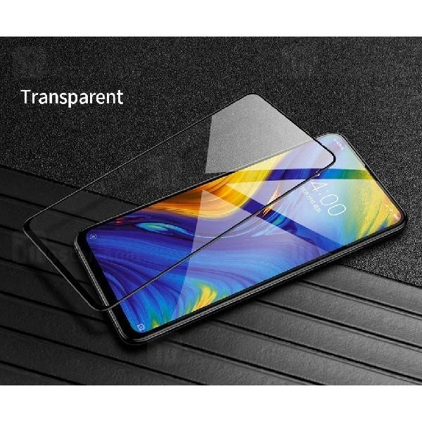 محافظ صفحه شیشه ای تمام صفحه بیسوس شیائومی Xiaomi Mi Mix 3 Baseus SGMIMIX3-KC01