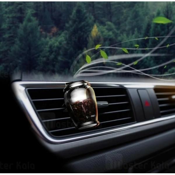 خوشبو کننده هوا خودرو بیسوس Baseus Zeolite Car Fragrance AMROU-01