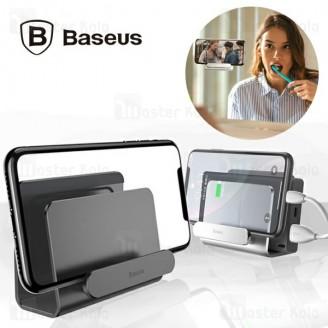پایه نگهدارنده و هولدر دیواری بیسوس Baseus wall-mounted metal holder SUBG-0S