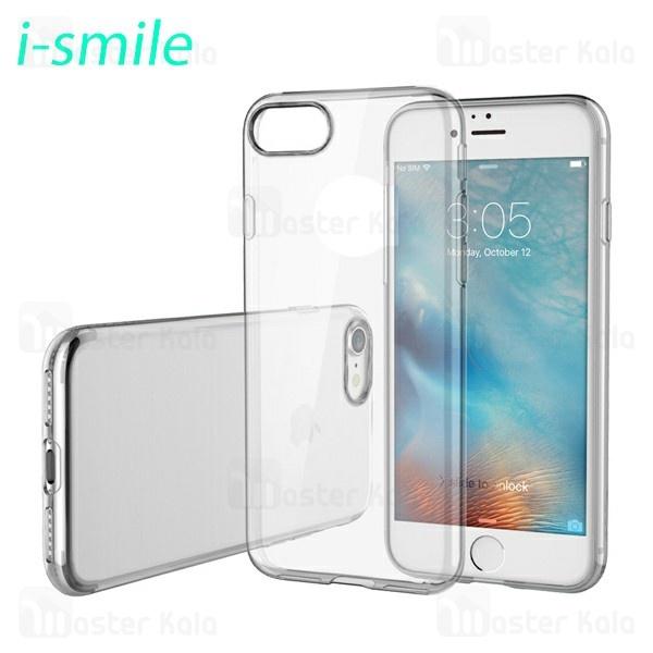 قاب ژله ای i-smile آیفون Apple iPhone 7 / 8 / SE 2020 Clear Jelly