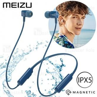 هندزفری بلوتوث میزو Meizu EP52 Lite Bluetooth Earphone طراحی مگنتی و بدنه ضد آب