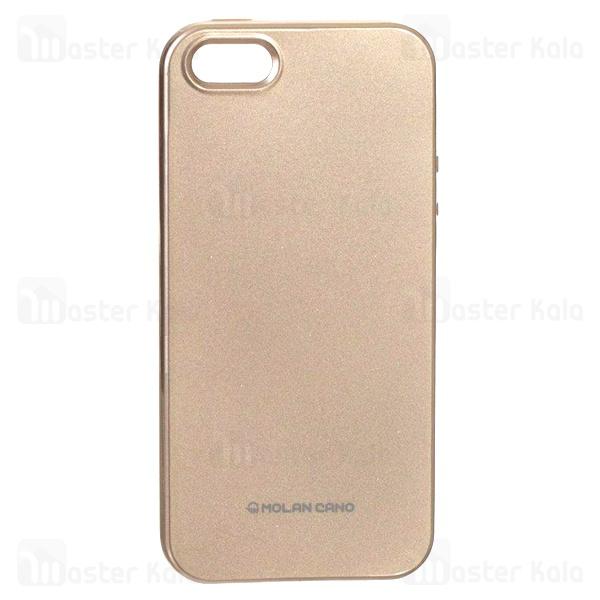 قاب ژله ای رنگی Molan Cano آیفون Apple iPhone 6 / 6s Clear Jelly