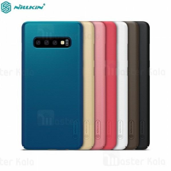قاب محافظ نیلکین سامسونگ Samsung Galaxy S10 Plus Nillkin Frosted Shield
