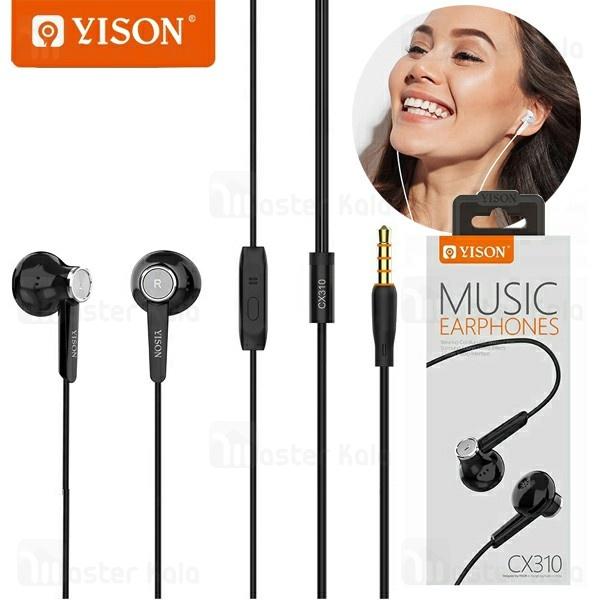 هندزفری سیمی وایسون YISON CX310 Music Earpones