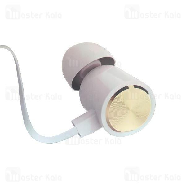 هندزفری سیمی یوکی Yookie YK810 Magnet Earphone طراحی مگنتی