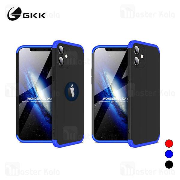 قاب 360 درجه GKK آیفون Apple iPhone 12 Mini GKK 360 Full Case