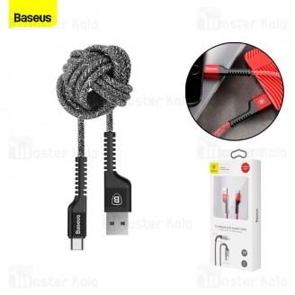 کابل Type C بیسوس Baseus Confidant Anti-break CATZJ-A01 / A09 Cable توان 2 آمپر به طول 1 متر