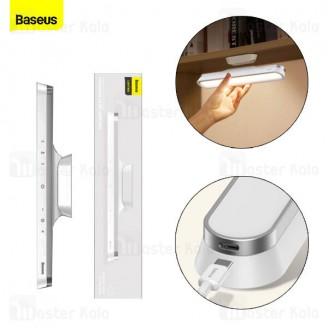 چراغ مطالعه بیسوس Baseus Magnetic Stepless Dimming Charging Desk Lamp Pro DGXC-B02