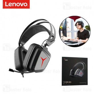 هدفون سیمی گیمینگ Lenovo Legion Y660 Pro Stereo Gaming Headset