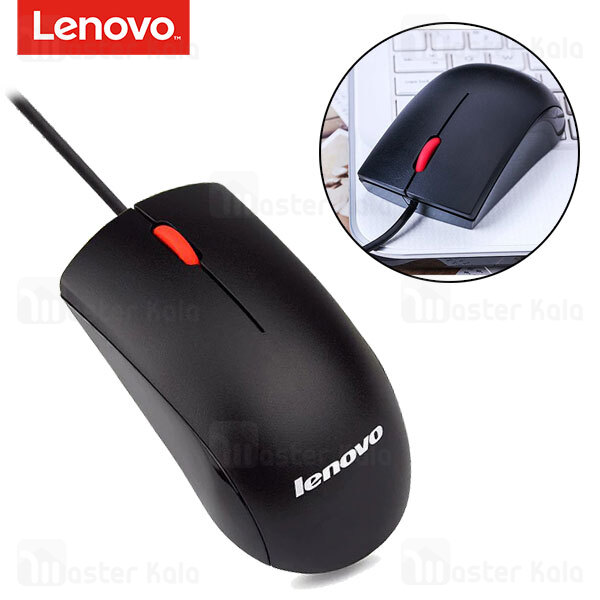 موس سیمی لنوو Lenovo M120 Wired Mouse