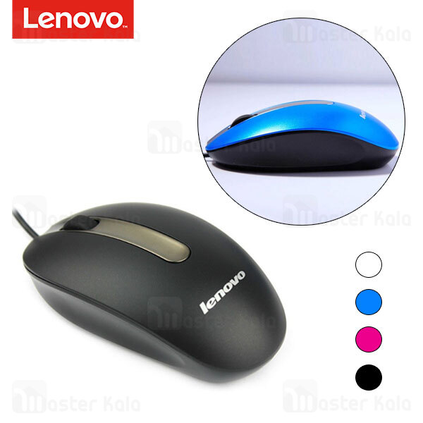 موس سیمی لنوو Lenovo M3803 Optical Wired Mouse