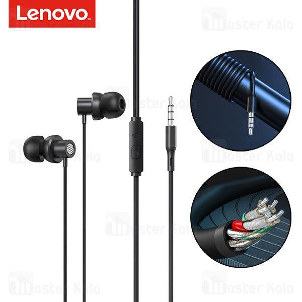 هندزفری سیمی لنوو Lenovo TW13 Wire Earphone Handsfree کانکتور 3.5 میلی متری