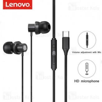 هندزفری سیمی لنوو Lenovo TW13 Wire Earphone Handsfree کانکتور Type C