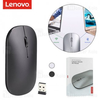 موس وایرلس سایلنت لنوو Lenovo Xiaoxin Air Bluetooth Wireless Mute Mouse