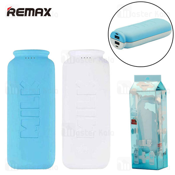 پاوربانک 11000 ریمکس Remax Milk RPP-28 Power Bank توان 5 وات