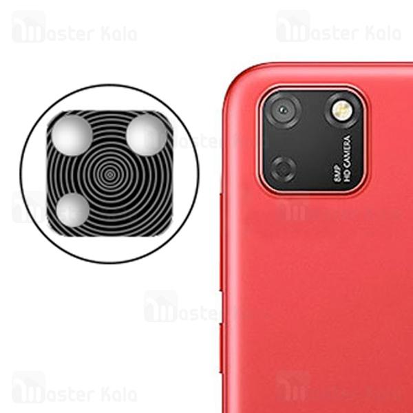 محافظ لنز فلزی دوربین موبایل هواوی Huawei Y5p / Honor 9s Metal Lens