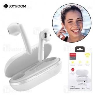 هندزفری بلوتوث دوگوش جویروم Joyroom JR-T09 TWS Bluetooth Earphones