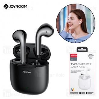 هندزفری بلوتوث دوگوش جویروم Joyroom JR-T13 TWS HiFi Bluetooth Earphones