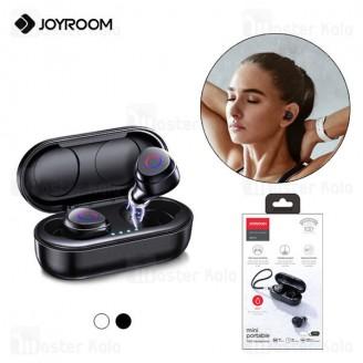هندزفری بلوتوث دوگوش جویروم Joyroom JR-TL1 Mini Portable TWS Headphone