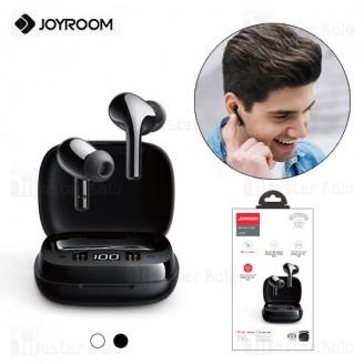 هندزفری بلوتوث دوگوش جویروم Joyroom JR-TL6 TWS LED Display Earphone