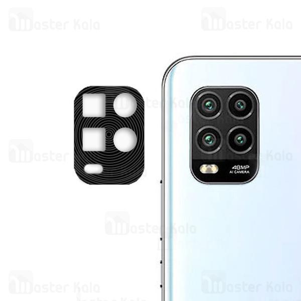 محافظ لنز فلزی دوربین موبایل شیائومی Xiaomi Mi 10 Lite Metal Lens