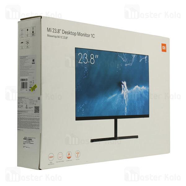 مانیتور 23.8 اینچ شیائومی Xiaomi Mi Desktop Monitor 1C RMMNT238NF 23.8 inch گارانتی 12 ماهه