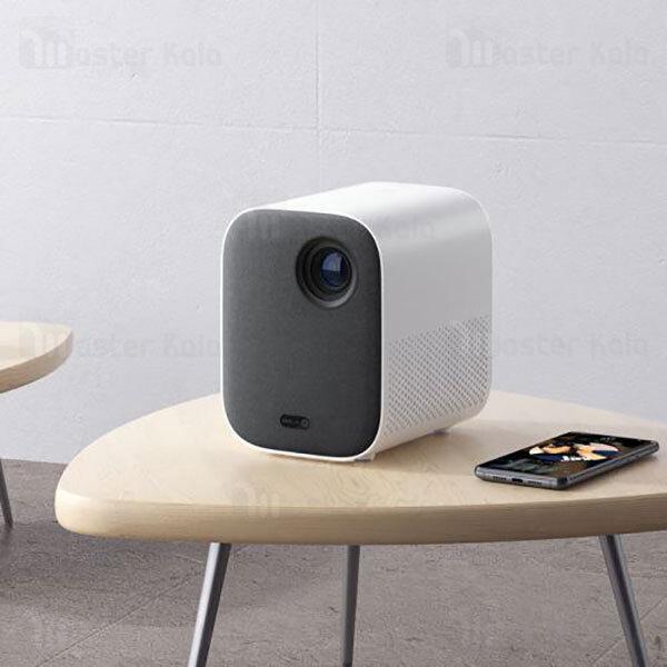 ویدیو پروژکتور هوشمند شیائومی Xiaomi Mi Smart Compact Projector دارای اسپیکر