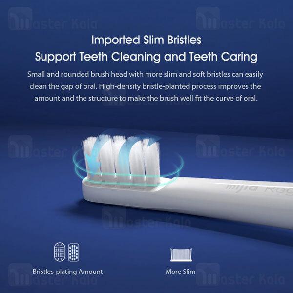 سری یدک مسواک برقی شیائومی Xiaomi Mijia T100 MES603 Electric Toothbrush Head