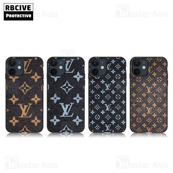 قاب محافظ طرح دار آیفون Apple iPhone 12 Mini RBCIVE Louis Vuitton Case