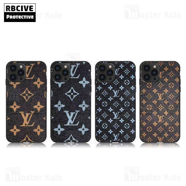 قاب محافظ طرح دار آیفون Apple iPhone 12 Pro Max RBCIVE Louis Vuitton Case