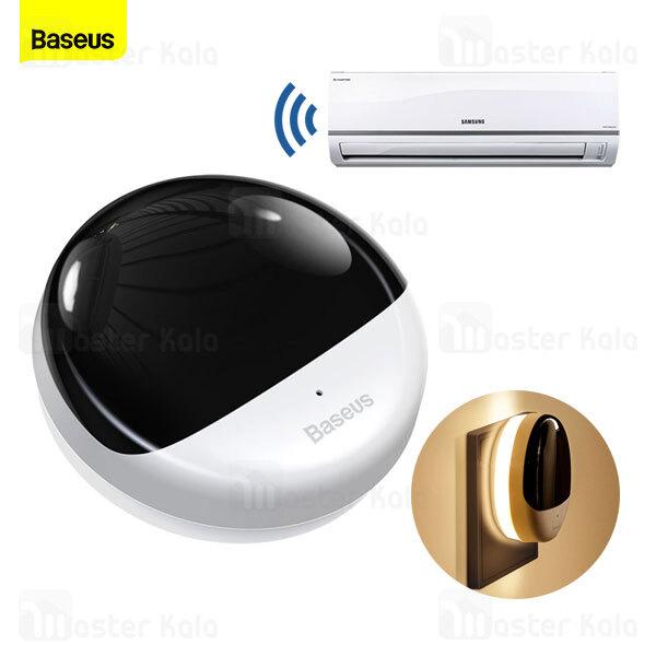ریموت هوشمند و چراغ خواب بیسوس Baseus Plug-in Night Light DGBS-02 مخصوص اسپیلت و کولرگازی