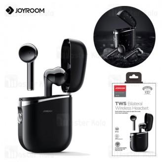 هندزفری بلوتوث دوگوش جویروم Joyroom JR-T15 TWS HiFi Bluetooth Earphones