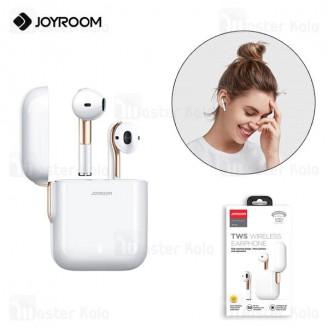 هندزفری بلوتوث دوگوش جویروم Joyroom JR-TL9 TWS Wireless Earphone