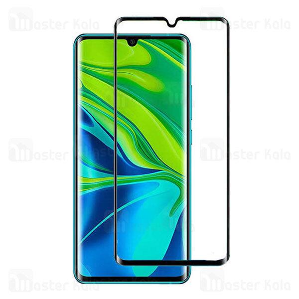 محافظ صفحه شیشه ای تمام صفحه تمام چسب خمیده شیائومی Xiaomi Mi Note 10 / Note 10 Pro / CC9 Pro
