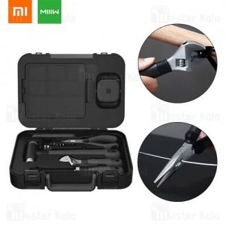 جعبه ابزار شیائومی Xiaomi MIIIW Multifunctional Household DIY Repair Toolkit MWTK01
