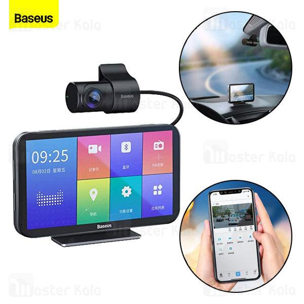 سیستم مولتی مدیا خودرو بیسوس Baseus Cloud Voice Car Video Recorder CRJLY01-01 دارای دوربین