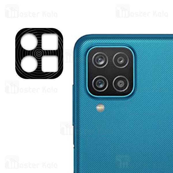 محافظ لنز فلزی دوربین موبایل Samsung Galaxy A12 Metal Lens