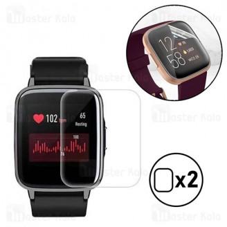 پک 2تایی محافظ نانو ساعت هوشمند شیائومی Xiaomi Haylou LS02 TPU Screen Protector