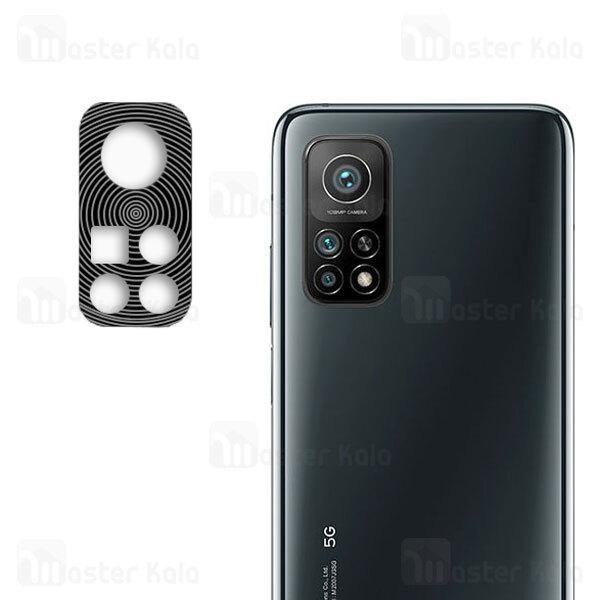 محافظ لنز فلزی دوربین موبایل شیائومی Xiaomi Mi 10T 5G / Mi 10T Pro 5G Metal Lens