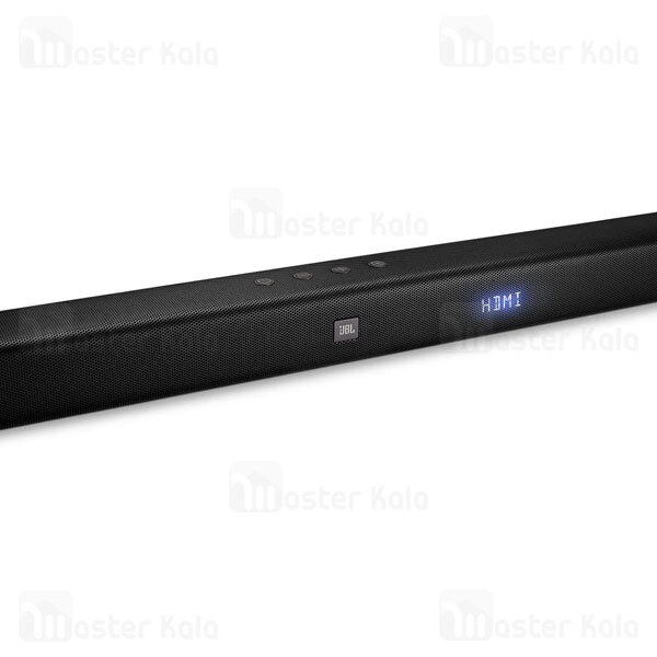 ساندبار جی بی ال JBL Bar 2.1 Channel Soundbar With Wireless Subwoofer توان 300 وات