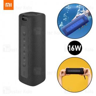 اسپیکر بلوتوث شیائومی Xiaomi Mi Portable Bluetooth Speaker MDZ-36-DB 16W توان 16