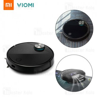 جارو برقی هوشمند رباتیک شیائومی Xiaomi Viomi V3 Robot Vacuum V-RVCLM26B