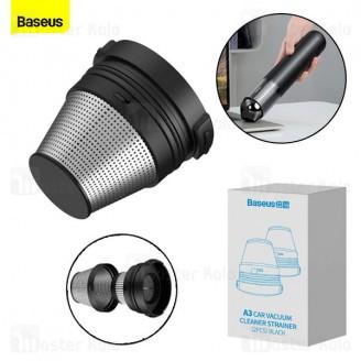 پک 2تایی فیلتر جارو شارژی بیسوس Baseus A3 Filter Cartridge for Vacuum Cleaner CRXCQA3-A01 2pcs