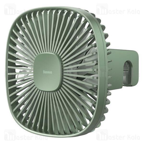 پنکه صندلی عقب بیسوس Baseus Natural Wind Magnetic Rear Seat Fan CXZR-01