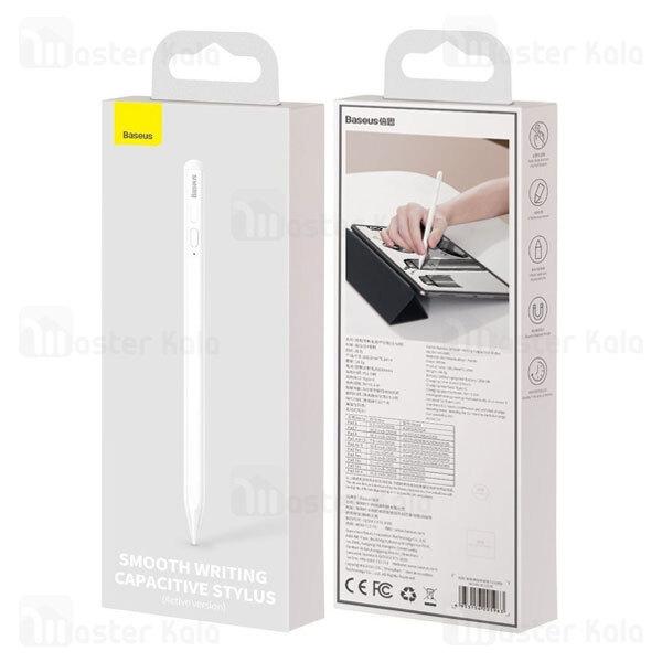 قلم لمسی بیسوس Baseus Smooth Writing Capacitive Stylus Active Version ACSXB-B02