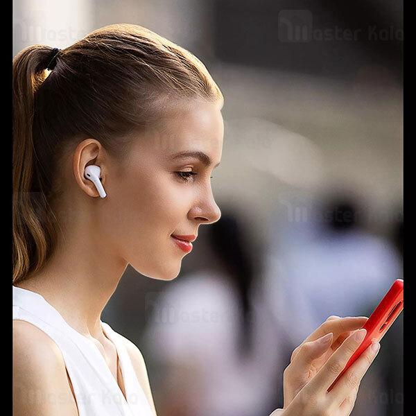 هندزفری بلوتوث دوگوش بیسوس Baseus W3 Encok Hi-Fi True Wireless Earphones NGW3-02